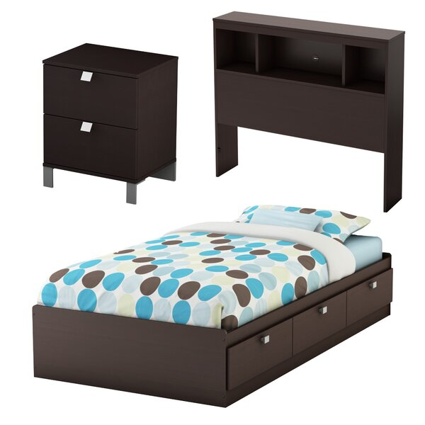 Spark Twin Bed Set by South Shore