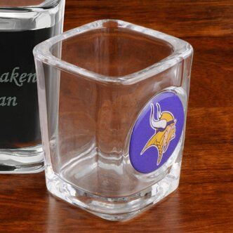 NFL Shot Glass by JDS Personalized Gifts