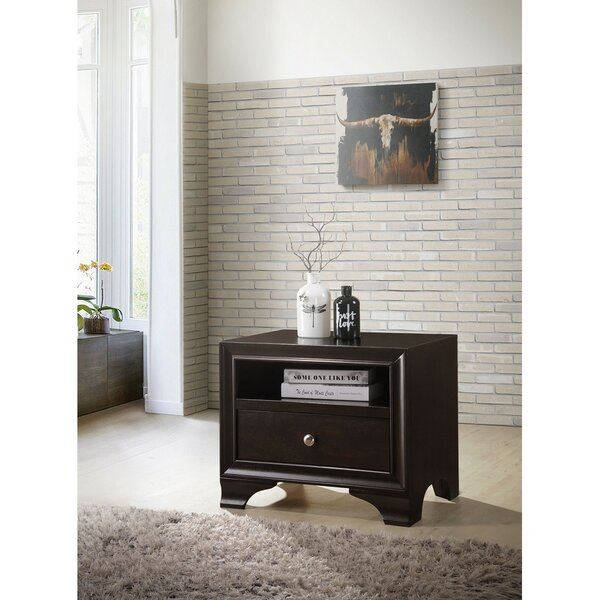 Sanremo 1 - Drawer Nightstand By Red Barrel Studio
