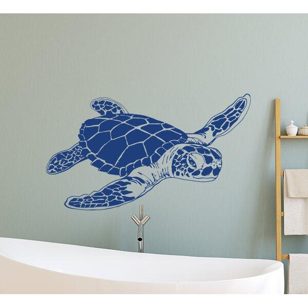 Sea Turtle Wall Decal by Bay Isle Home