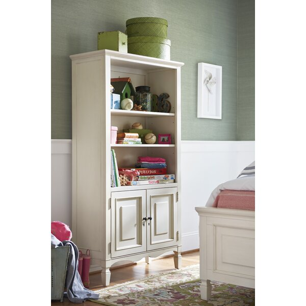 Barlett Storage Bookcase by Harriet Bee