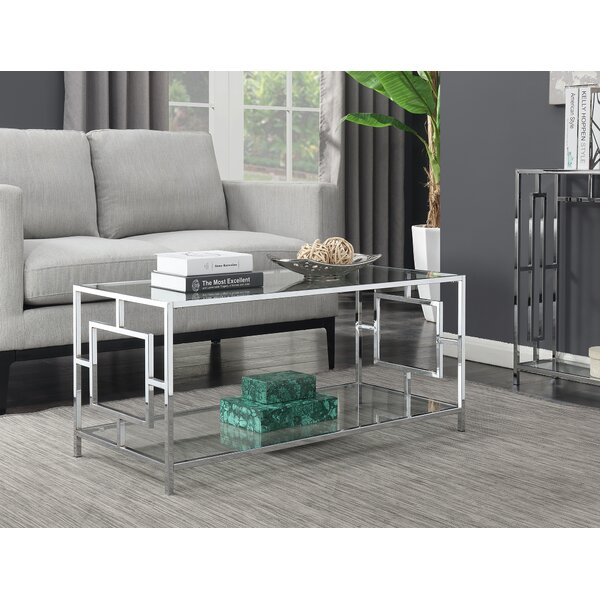 Lynx Coffee Table by House of Hampton
