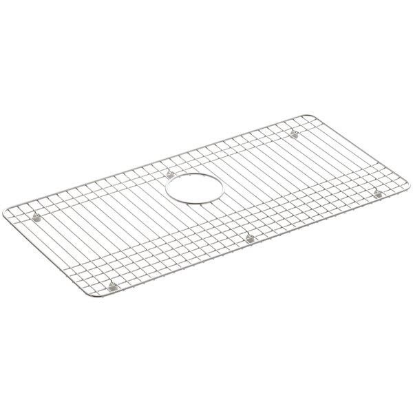 Dickinson Stainless Steel Sink Rack, 27-1/2 x 13-1/4 by Kohler