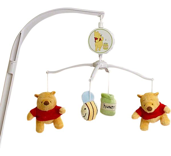 Playful Pooh Mobile by Disney