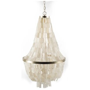Marvelous Bollan 6 Light Empire Chandelier