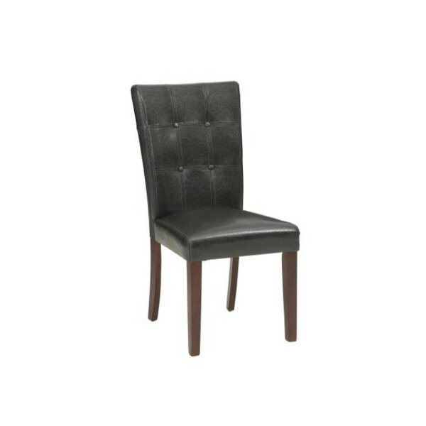 Hausman Upholstered Dining Chair (Set of 2) by Red Barrel Studio