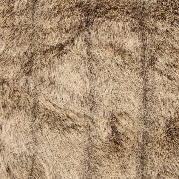 Reaves Frost Luxury Faux Fur Throw by Everly Quinn
