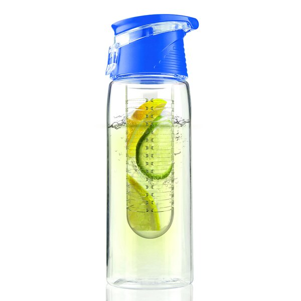 Asobu Flavour 20 oz. Plastic Water Bottle by Ad N Art