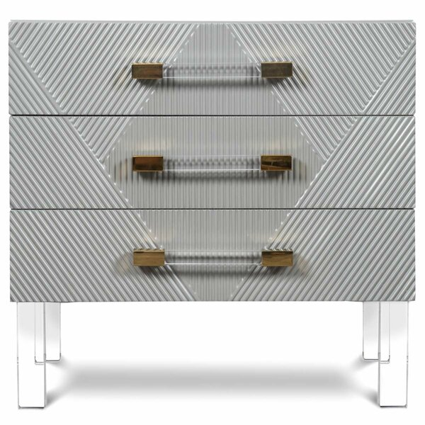 Milan End Table by ModShop