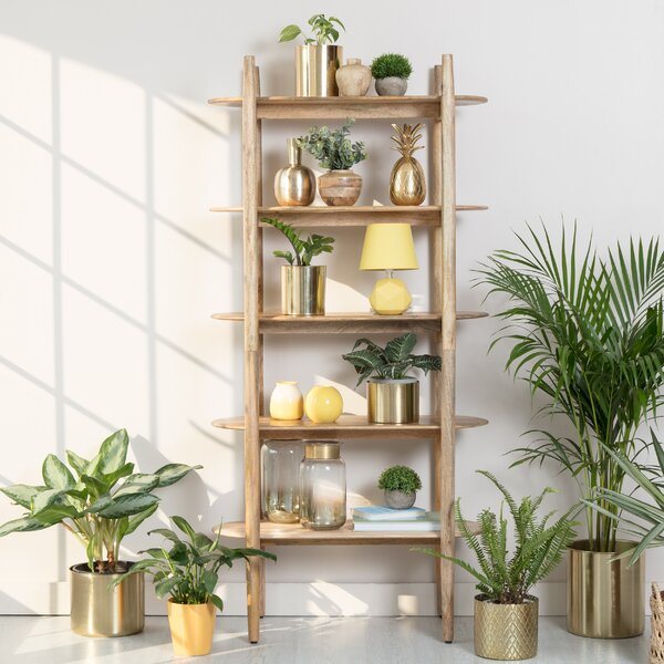 Review Urquhart Etagere Bookcase