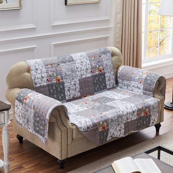 Giulia Loveseat Slipcover by August Grove