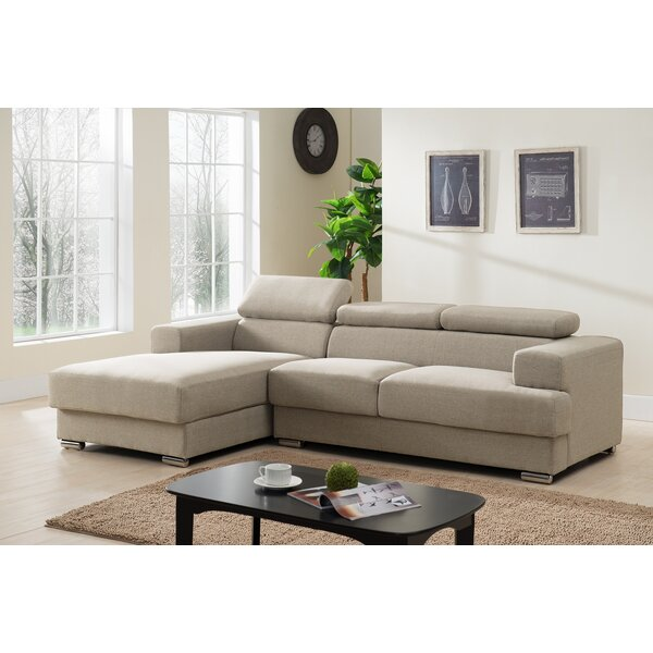 Fantastis Roslyn Sectional by Orren Ellis by Orren Ellis