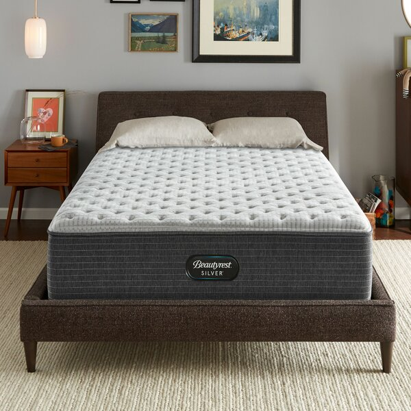 13.75 inch Extra Firm Innerspring Mattress and Box Spring by Beautyrest