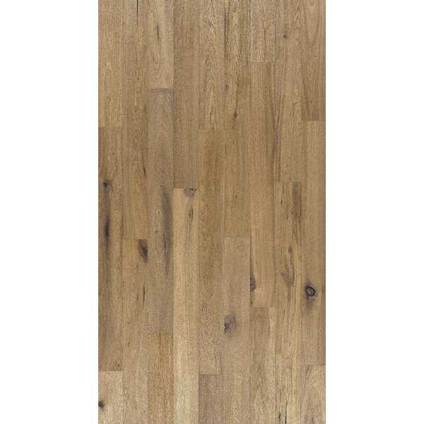 Spirit 5 Engineered Oak Hardwood Flooring in Cratern by Kahrs