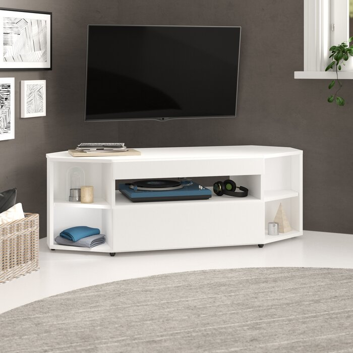 Chelsey Corner Tv Stand For Tvs Up To 50 Inches