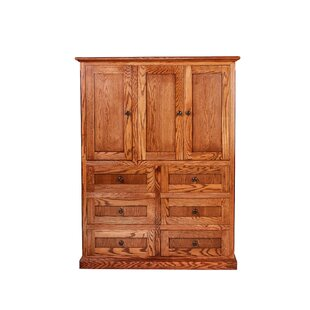 Torin Armoire by Millwood Pines