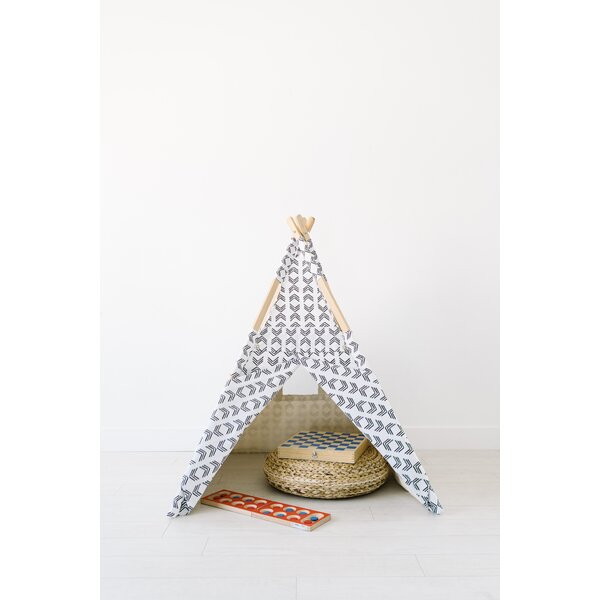 The Swiss Pop-Up Play Teepee by Tnees Tpees