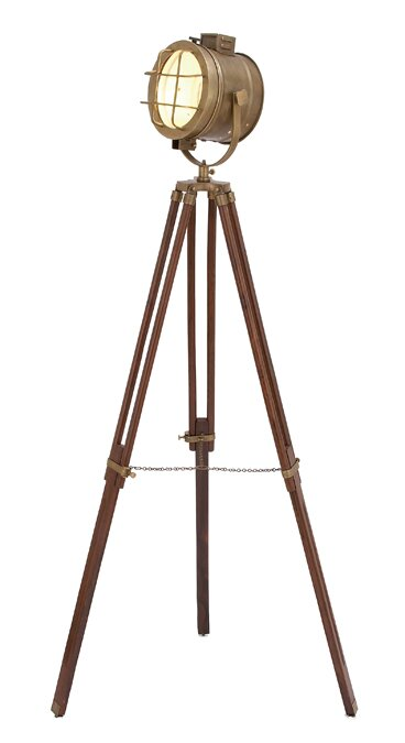 Ec World Imports Cinema Studio 70 Tripod Floor Lamp Reviews Wayfair
