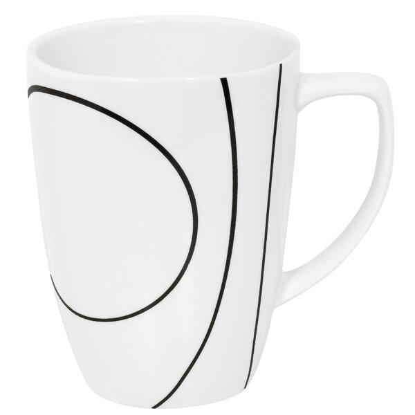 Simple Lines 12 Oz Mug Set Of 4 By Corelle.