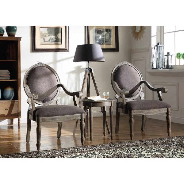 Dumas Armchair Set by Ophelia & Co.