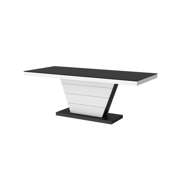 Fraga Extendable Dining Table by Orren Ellis