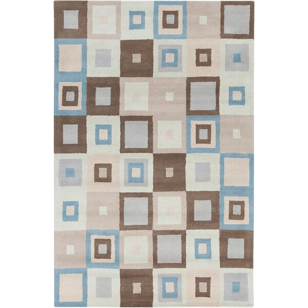 Millwood Hand Tufted Wool Area Rug by Latitude Run