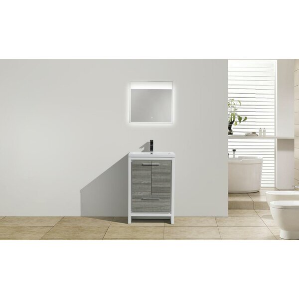 Melillo 24 Single Bathroom Vanity Set by Ivy Bronx