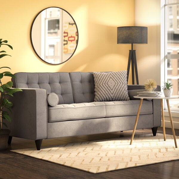 Best Deals Daniela Sofa by Modern Rustic Interiors by Modern Rustic Interiors
