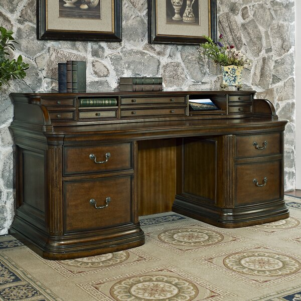 Winsome Executive Desk by Fairfax Home Collections