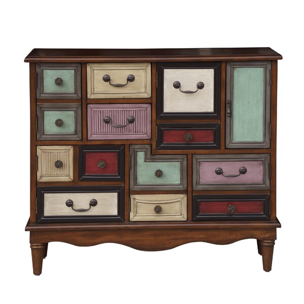 Oatfield 2 Drawer Accent Cabinet by Bungalow Rose