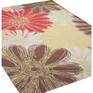 floral rugs you 39 ll love wayfair. Black Bedroom Furniture Sets. Home Design Ideas
