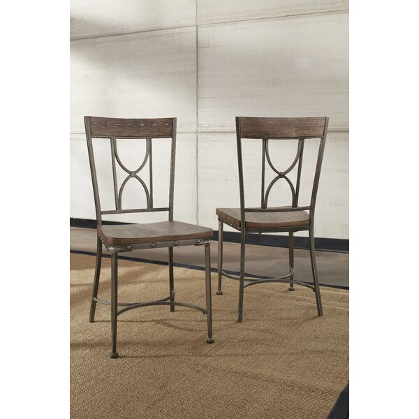 Barlow Side Chair (Set of 2) by Fleur De Lis Living