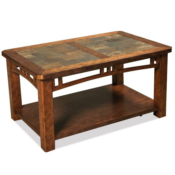 Ezine Coffee Table by Loon Peak