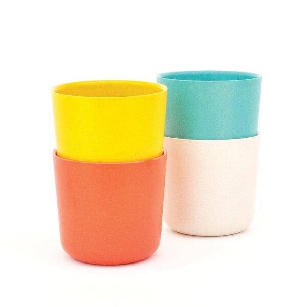 Canton V2 11 oz. Drinkware Set (Set of 4) by Langley Street