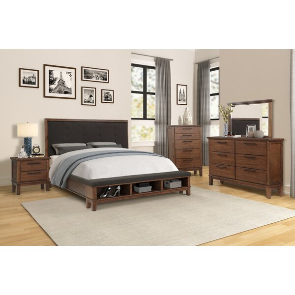 Kamryn Standard Configurable Bedroom Set by Gracie Oaks