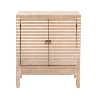 Polen 2 Door Accent Cabinet by Bungalow Rose