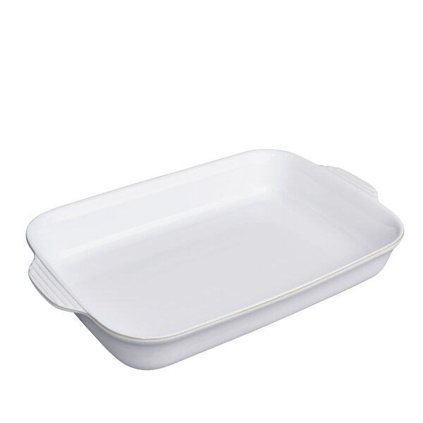 Large Rectangular Natural Canvas Baking Dish by Denby