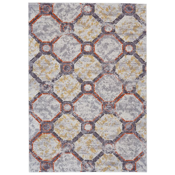 North Port Area Rug by Breakwater Bay