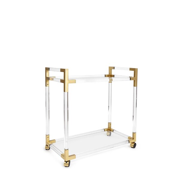 Flagg Bar Cart by Mercer41 Mercer41