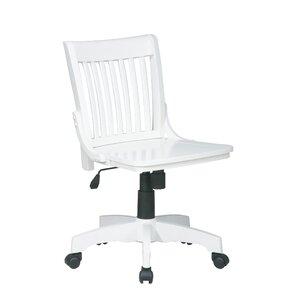 White Office Chairs You Ll Love Wayfair