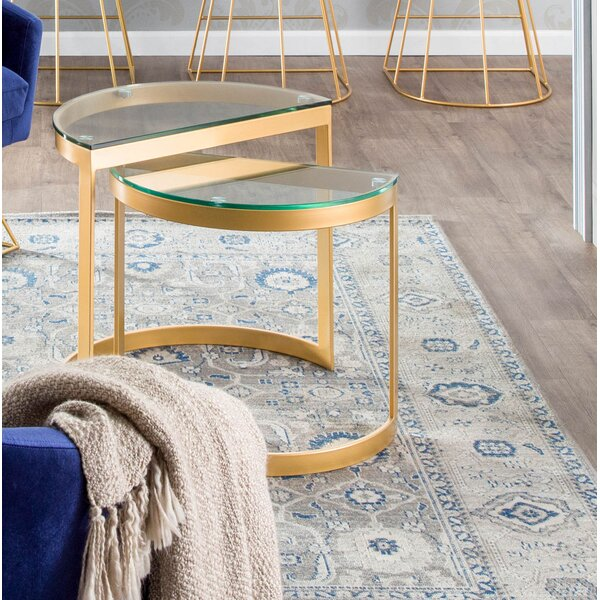 Gioia 2 Piece Nesting Tables By Williston Forge