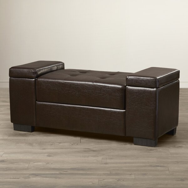 Dellroy Two Seat Bench with Storage