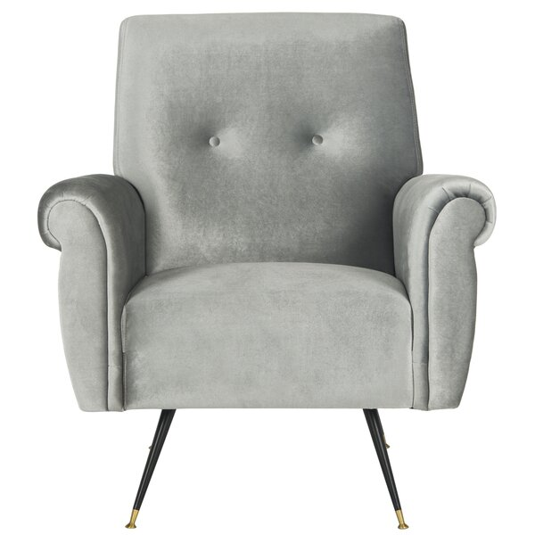 Retro Armchair By Willa Arlo Interiors
