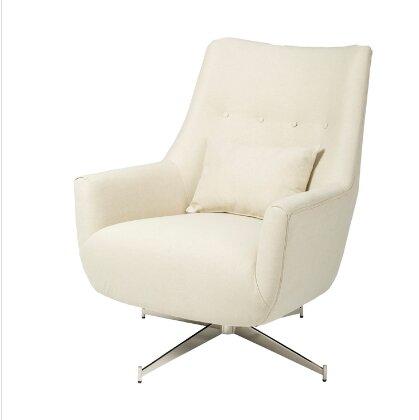 Oceanview Swivel Club Chair by Orren Ellis
