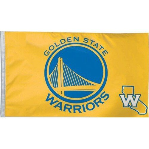 Golden State Warriors Polyester 3 x 5 ft. Flag by NeoPlex