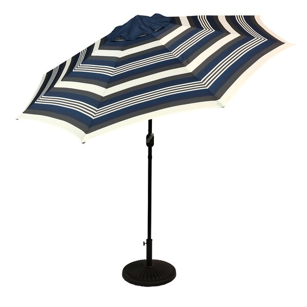 Arago 9' Market Umbrella by Breakwater Bay Breakwater Bay