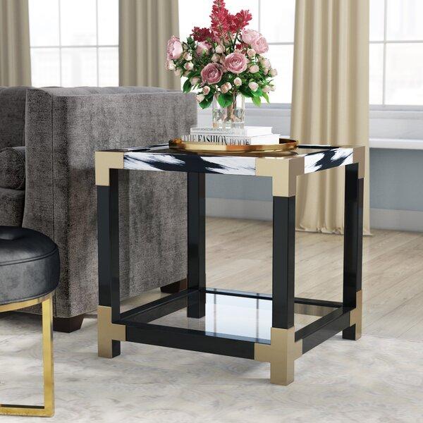 Hymel End Table By Mercer41