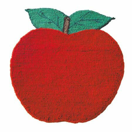 Apple Cart Area Rug by Patch Magic