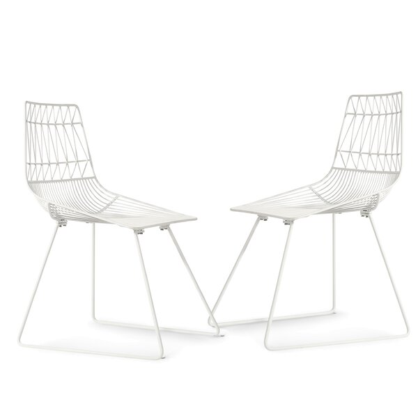 Aadhya Dining Chair (Set of 2) by Wrought Studio