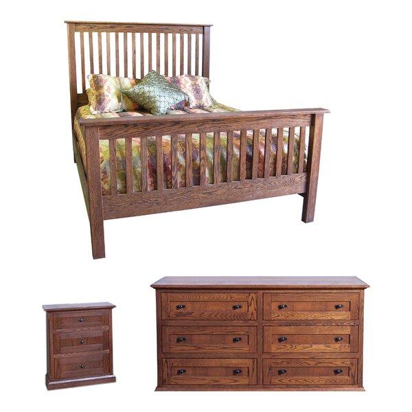 Chassidy Queen Standard Configurable Bedroom Set by Loon Peak